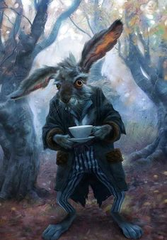 Alice in Wonderland: Mad March Hare