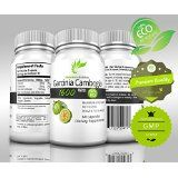 Garcinia Cambogia Extract -Research Verified+Enhanced 60% HCA 1600 Premium Pure Cleanse + Detox (Potent 1600mg, Dr. Recommended Clinically Proven Dual Action Fat Burning Formula, Appetite Suppressant, Fat Burner, 60% HCA for Extreme Weight-loss) One Month Supply Veggie weight loss Tablets Capsules - YOUR SEARCH FOR THE PERFECT GARCINIA CAMBOGIA EXTRACT IS FINALLY OVER   Garcinia Cambogia 1600 presented by BetterBody Nutrition is a Premium, Pure and Powerful extract originatin