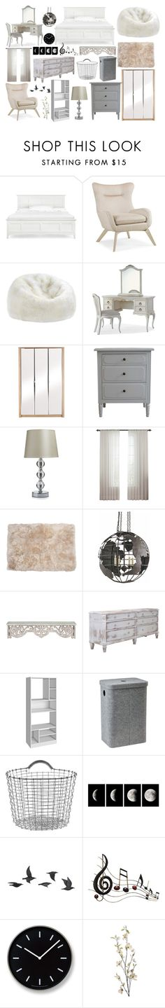 """""""Untitled #225"""" by grungenirvana ❤ liked on Polyvore featuring interior, interiors, interior design, home, home decor, interior decorating, Universal Lighting and Decor, Aquanova, Korbo and Jayson Home"""