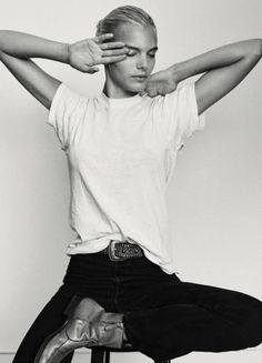 Clarence Haaster by Alexandra Nataf / Unconditional #4 Winter...