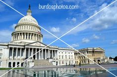 United States Capitol Building. Capitol Hill, Washington, D.C.
