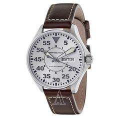 Hamilton 카키 에비에이션 H64425555 남성용 시계