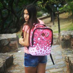 Morral Donas 😍 Bags, bagpack, morrales, maletines, mujeres, fulano, urbano, lifestyle