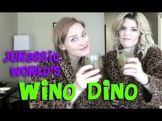 JURASSIC WORLD'S WINO DINO - YouTube - Y.D.A.D