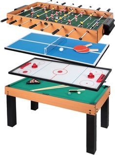 Merveilleux 4 In One Game Table   Google Search