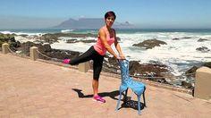 Dagbreek: Op jou merke - Linda Kriel, Boudspiere Exercises, Workouts, Muffin Top, Workout Videos, Saddle Bags, Pilates, Running, Fitness, Cute