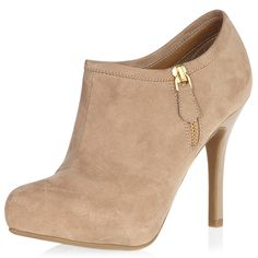 Mink clean shoe boot - View All Shoes - Shoes - Dorothy Perkins United States  LOVE it in this color too!!