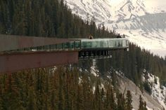 VIRTUAL TOUR: The new Glacier Skywalk in Jasper National Park