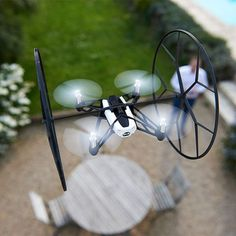 Parrot Rolling Spider App-Controlled MiniDrone