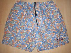Vineyard Vines Florida Gators Floral Board Shorts Lined Swim Trunks Size L EUC #vineyardvines #Trunks