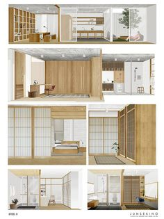 Architecture Graphics, Architecture Portfolio, Interior Architecture, Portfolio Design, Portfolio Ideas, Interior Design Presentation, 3d Modelle, Interior Sketch, Planer