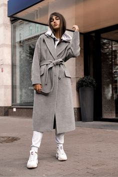 fall outfits for women you'll want to copy this year 2 Fall Winter Outfits, Autumn Winter Fashion, Trendy Outfits, Fashion Outfits, Fashion Tips, Coats For Women, Clothes For Women, Vetement Fashion, Neutral Outfit