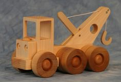 Construction Series Tow Truck