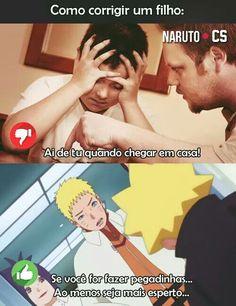 Nam pra zuar o Boruto serve Anime Meme, Anime Manga, Humor Otaku, Geek Humor, Naruto Shippuden Sasuke, Naruto Kakashi, Wallpapers Naruto, Naruto Funny, Kawaii Anime Girl
