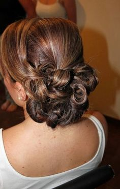 Beautiful Wedding Hair UPDO Styles (11)
