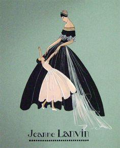 Jeanne Lanvin e o Dia das Mães | Tendere