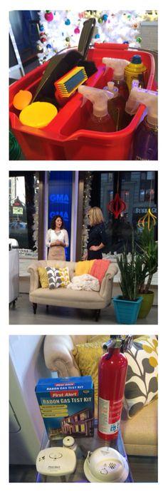 Kick off 2015 with a fresh start for your home!  Jillian Harris stopped by #GMAImproveThis with 5 amazing home improvement resolutions….from starting a cleaning routine to making sure your home is safe, make sure you check out her easy tips!