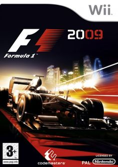 Order Formula 1 2009 Wii used game available to buy for sale. Formula 1 Games, Formula One, Wii Games, Greatest Hits, Nintendo Wii, Xbox One, Videogames, Racing, Cover