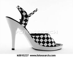 Sexy high heel shoe...get some of these to wear to a nas car race wit my hubby