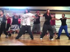 Why Stop Now - Busta Rhymes Feat Missy Elliott - Emily Sasson & Victoria Quintana Choreography.   Very sweet moves.
