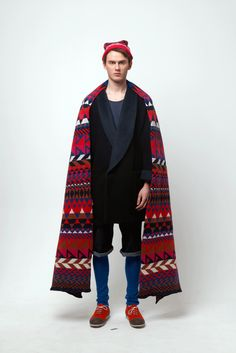 "Fashion label Paviljons's ""The Northern Hemisphere"" — Wader"