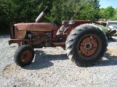 This tractor has been dismantled for International 674 tractor parts.  #International #IH #tractor #parts
