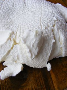 Házi tejszínkrém (Házi mascarpone 1.)