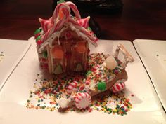 Room Moms Rock: Gingerbread House Class Party