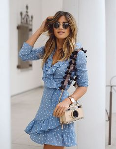 13 Polka-Dot Pieces Fashion Girls Love via @WhoWhatWearUK