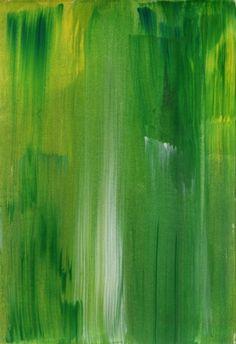 I love Green..