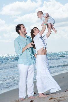 Beach Family  http://instagram.com/ace_tye https://twitter.com/ace_tye