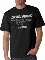 Star Wars #1 Fan T-Shirt