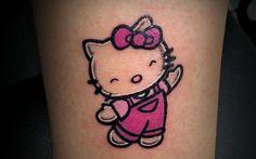 hello kitty nurse tattoo - Google Search