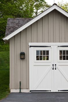 Cedar Board And Batten Siding Paint Workshop This Barn