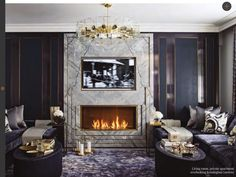 Luxxu is synonymous of modern lamps. Discover more luxurious interior design inspirations at http://luxxu.net .