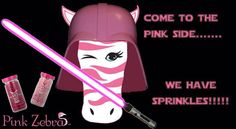 COME TO THE PINK SIDE