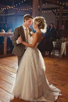 First Dance Wedding Shots 12