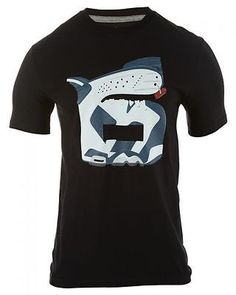 Jordan Retro 6 Numbers Game T-shirt Mens  Mens T-Shirts 619944-010 Black SZ-M