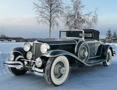 1931 Cord Cabriolet - Antique Car & Auto Museum Photos | Fountainhead Antique Auto Museum