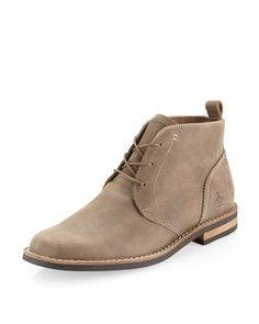 Merle Chukka Boot, Shitake  by Penguin at Last Call by Neiman Marcus.