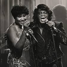 Aretha Franklin with James Brown #ArethaSings