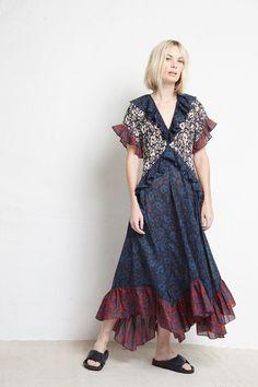 Warm Pre-Fall 2018 Fashion Show Collection