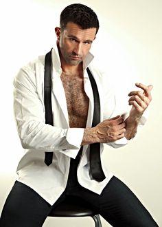 Community guy male man stripper type