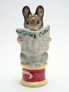 Beatrix Potter Tailor of Gloucester Beswick ROYAL DOULTON,http://www.amazon.com/dp/B00198STJQ/ref=cm_sw_r_pi_dp_-yWVsb16FJJYGYMJ