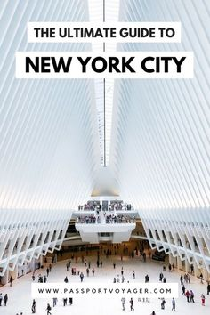 A comprehensive inside guide to navigating and enjoying your time in New York City, whether you're visiting for 24 hours or moving here for good! Tips on how to use the subway, how to blend in like a local, where to eat and what to skip! #nyc #travel #unitedstates #manhattan #brooklyn #food #newyork #newyorkcity