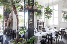 A Ponsonby bistro opts for timelessness over trendiness. Auckland, Hospitality, Restaurant, Table Decorations, Dining, Places, Furniture, Eat, Home Decor