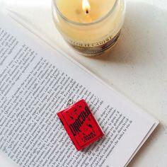 Un preferito personale dal mio negozio Etsy https://www.etsy.com/it/listing/556057912/collana-ciondolo-miniatura-libro-dracula