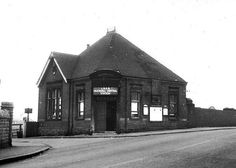 Ticket office on Watnall rd Hucknall serving The Great Central Railway