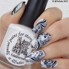21 Beautiful Square Nails Design Ideas You'll Want To Copy Immediately Short Nails, Long Nails, Square Nail Designs, Square Nails, Hair Beauty, Just For You, Nail Art, Pretty, Painting