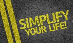 Este é um segredo que sigo na minha vida – Simplificar. Seja o que for que faça, independentemente do grau de complexidade do projeto, empresa, missão, desafio – Podemos e devemos sempre simplificar se queremos crescer, só assim se pode tornar duplicável: http://checkthisout.me/simplifica-a-tua-vida +info: http://atrairclientes.com/